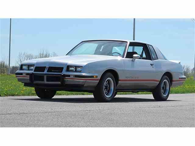 1986 Pontiac Grand Prix 2+2 Aerocoupe | 976057