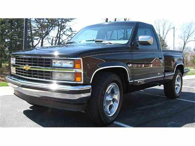 1993 Chevrolet 1500 Stepside Pickup   976058