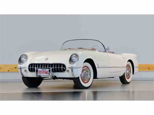 1953 Chevrolet Corvette   976061