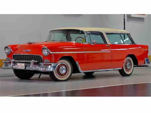 1955 Chevrolet Nomad | 976069