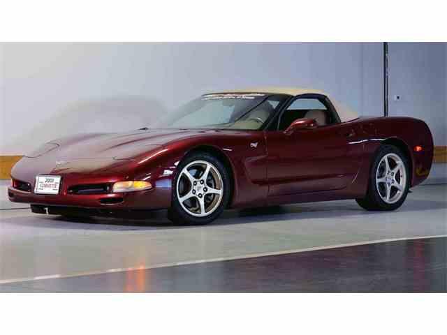 2003 Chevrolet Corvette | 976084