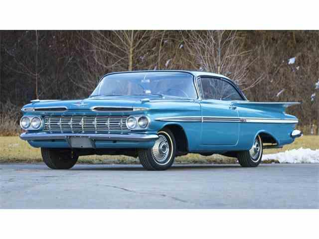 1959 Chevrolet Impala   976123