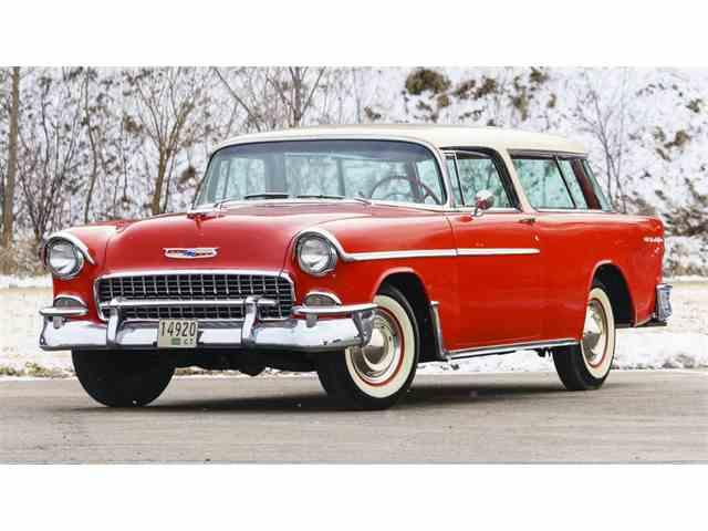 1955 Chevrolet Nomad | 976131