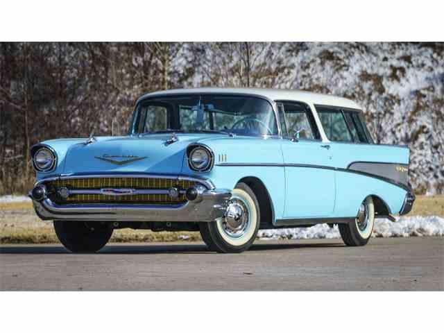 1957 Chevrolet Nomad | 976134