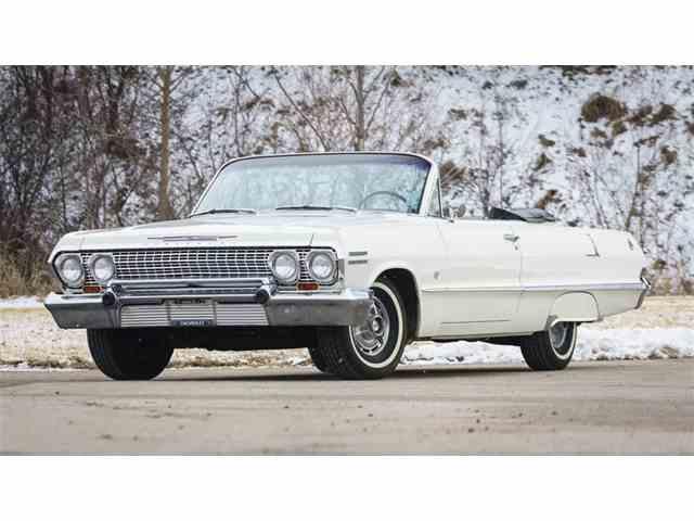 1963 Chevrolet Impala SS | 976139