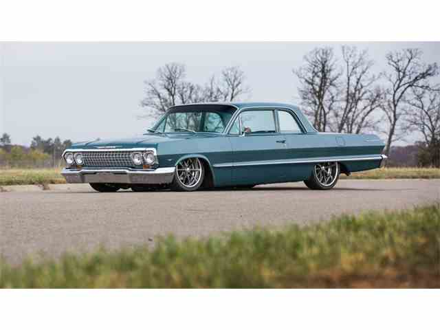 1963 Chevrolet Bel Air   976147