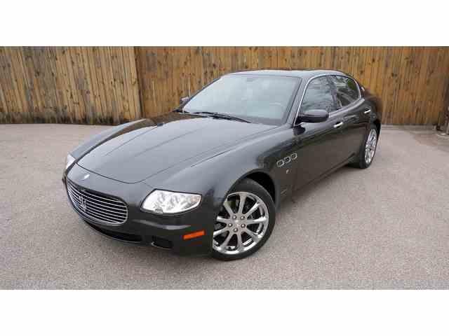 2007 Maserati Quattroporte | 970616
