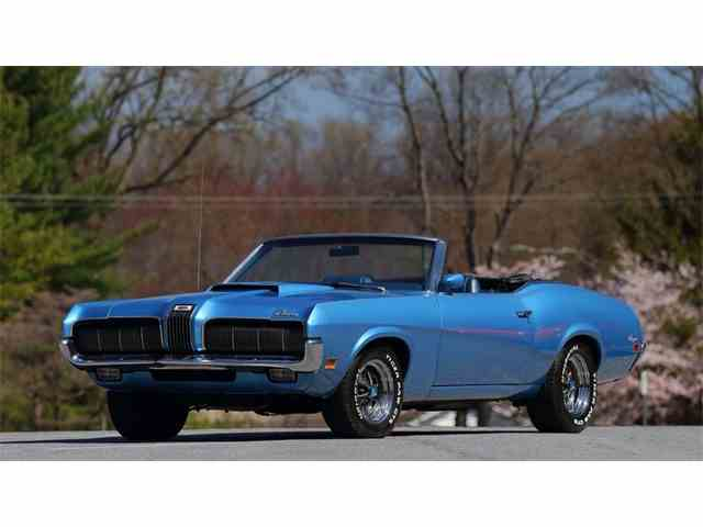 1970 Mercury Cougar XR7 | 976169