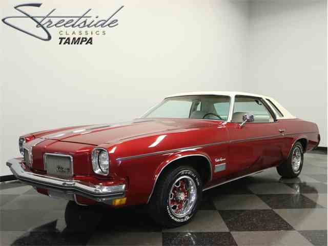 1973 Oldsmobile Cutlass Supreme | 970617
