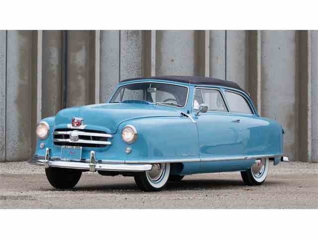 1950 Nash Rambler Custom | 976174