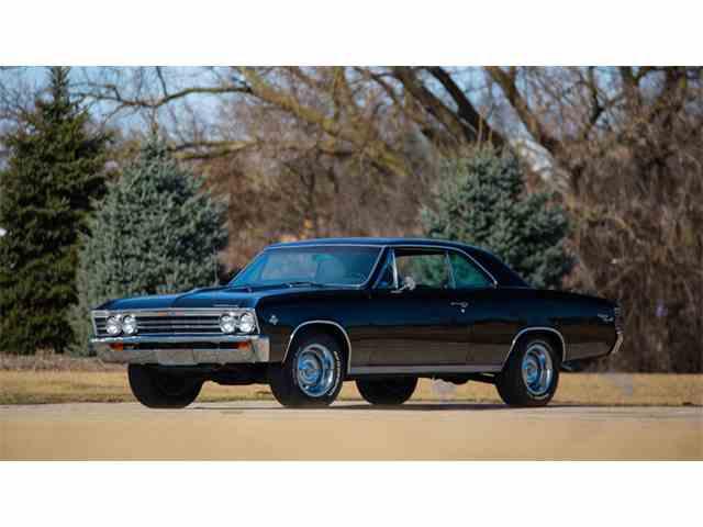 1967 Chevrolet Malibu | 976179