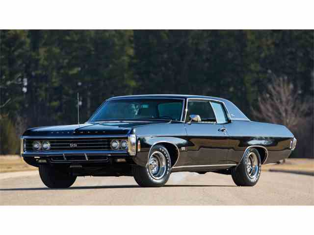 1969 Chevrolet Impala SS | 976181