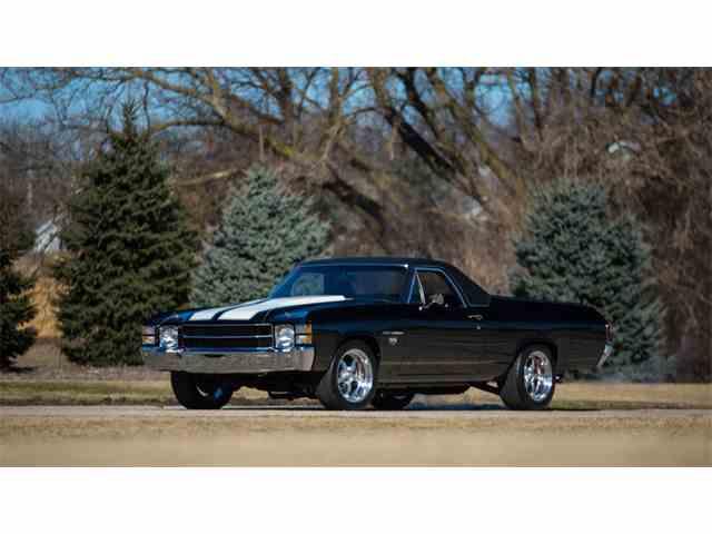 1971 Chevrolet El Camino SS | 976182