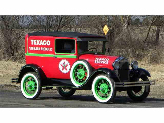 1928 Ford Model A Texaco | 976187