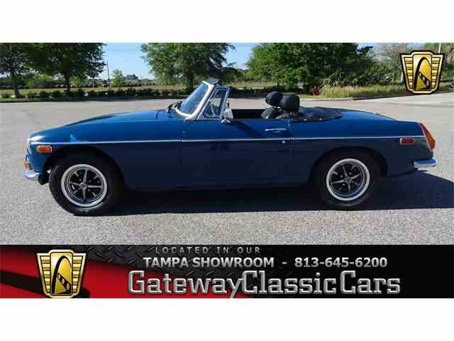 Picture of 1974 MGB located in Florida Offered by Gateway Classic Cars - Tampa - KX8F