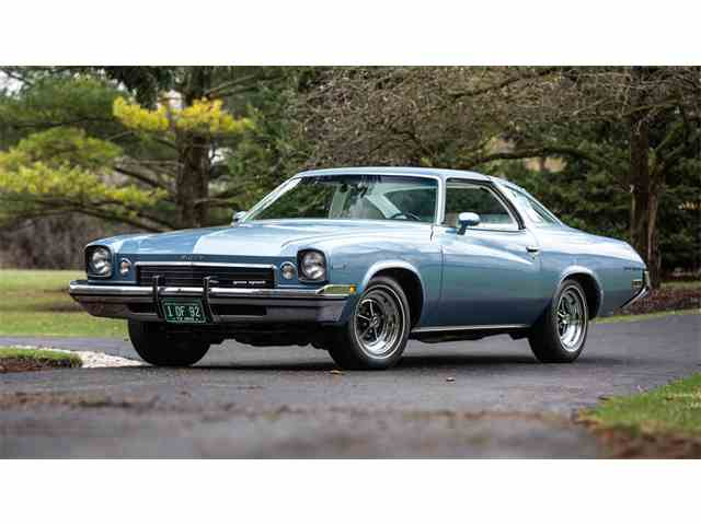 1973 Buick Gran Sport Stage 1 | 976192