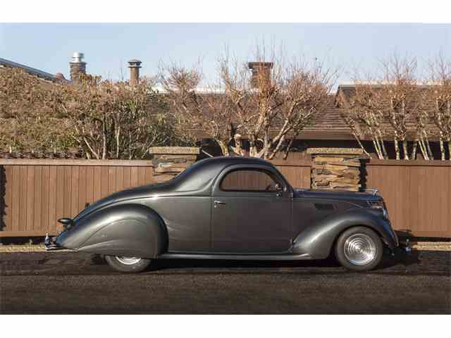 1937 Lincoln Zephyr | 970062