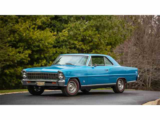 1967 Chevrolet Nova SS | 976209