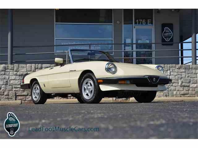 1984 Alfa Romeo Spider | 970621