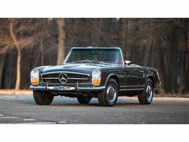 1969 Mercedes-Benz 280SL | 976223