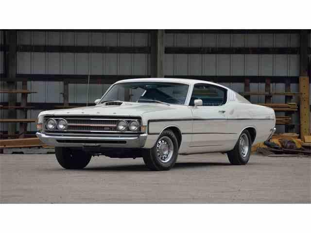 1969 Ford Torino | 976225
