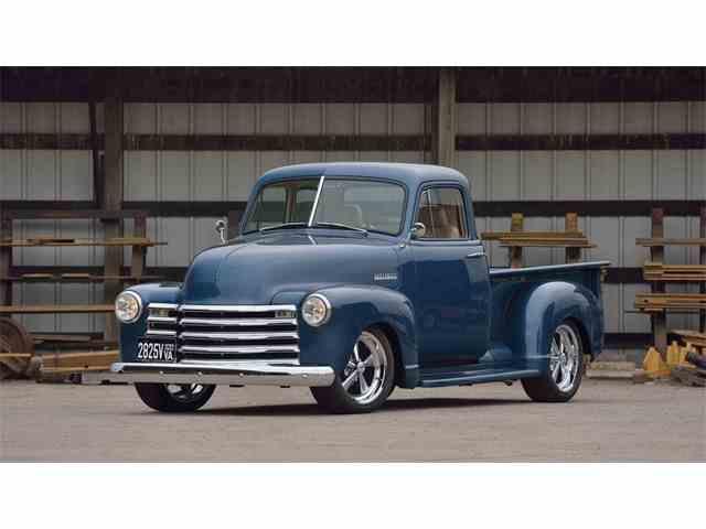 1952 Chevrolet 3100 | 976228