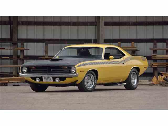 1970 Plymouth Cuda | 976231