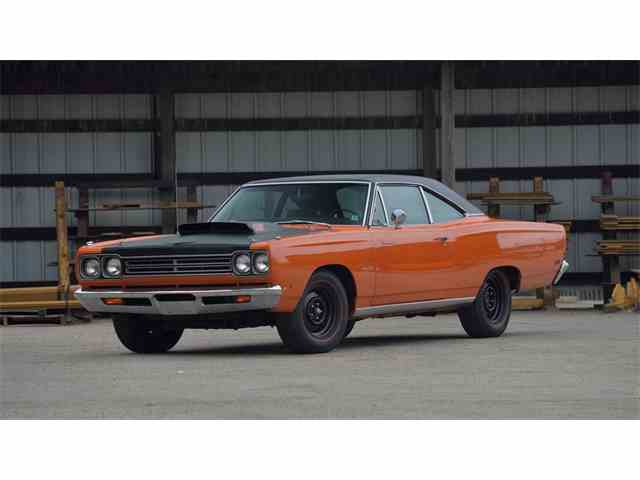1969 Plymouth Road Runner | 976234
