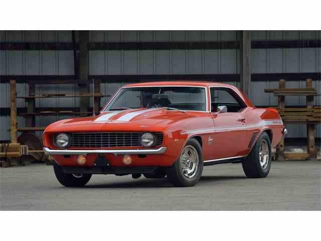 1969 Chevrolet Camaro | 976237
