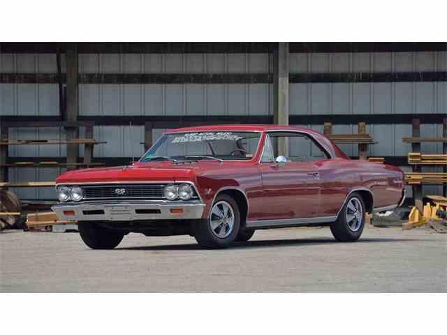 1966 Chevrolet Chevelle SS | 976238
