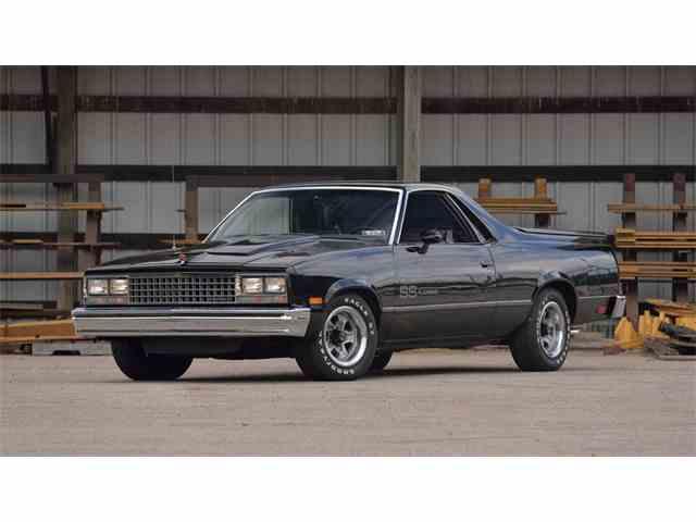 1985 Chevrolet El Camino SS | 976239