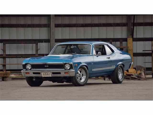1969 Chevrolet Nova SS   976240