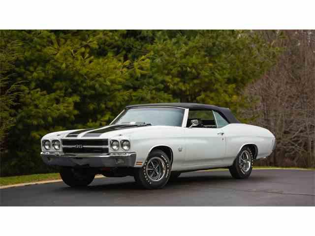 1970 Chevrolet Chevelle SS | 976250