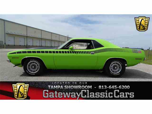 1970 Plymouth Cuda | 976254