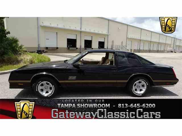 1987 Chevrolet Monte Carlo | 976255