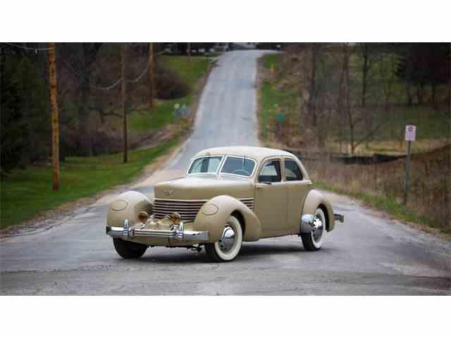 1937 Cord 812 Beverly Sedan | 976259