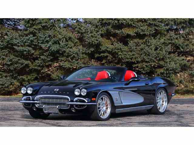 2001 Chevrolet Corvette | 976260