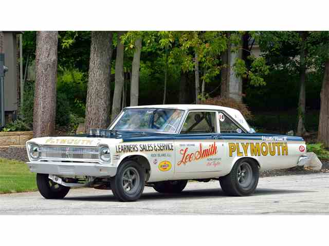 1965 Plymouth Belvedere A/FX | 976264