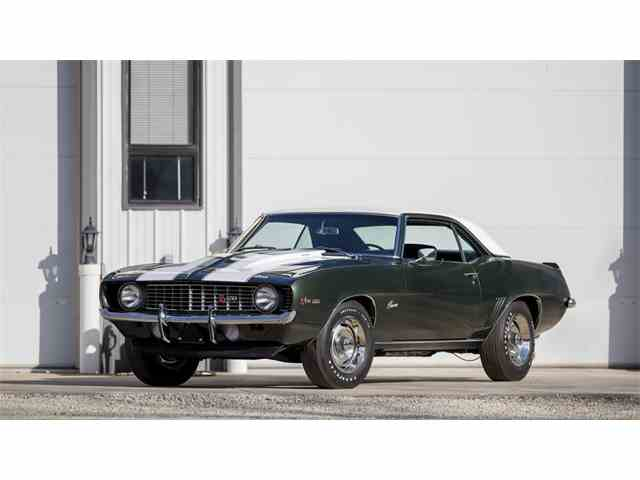 1969 Chevrolet Camaro Z28 | 976265