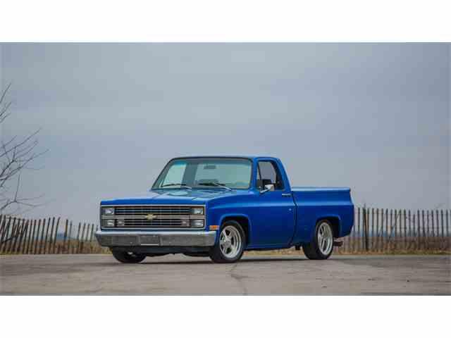 1984 Chevrolet Silverado | 976267
