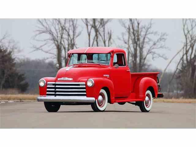 1950 Chevrolet 3100 | 976272