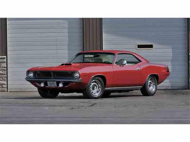 1970 Plymouth Cuda | 976279