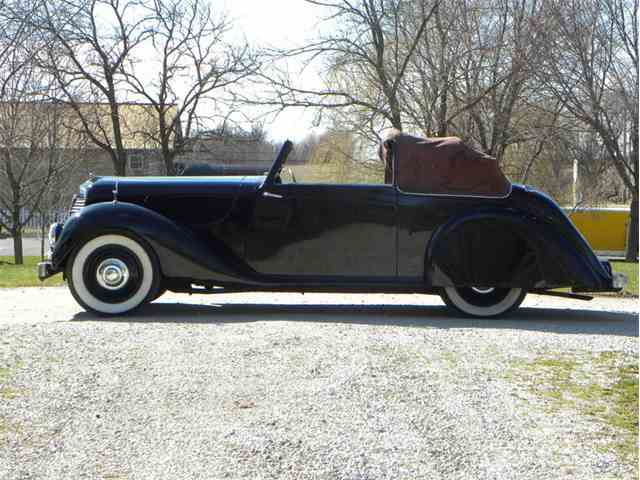 1946 Armstrong Siddeley Hurrican Drophead Coupe | 970628