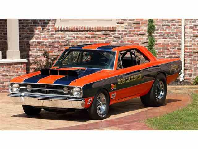 1968 Dodge Dart | 976280