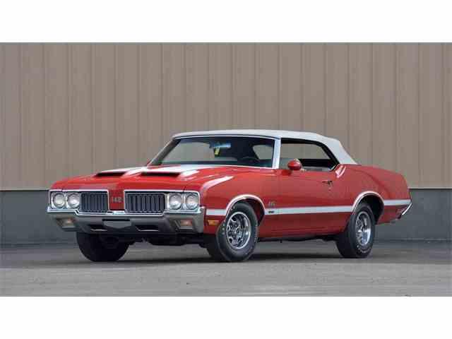 1970 Oldsmobile 442 | 976285