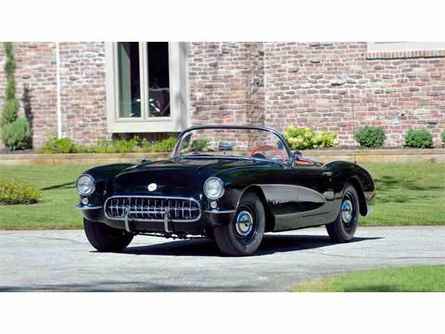 1957 Chevrolet Corvette Big Brake | 976291