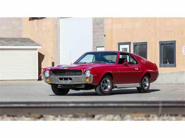 1969 AMC AMX   976294