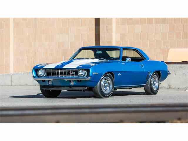 1969 Chevrolet Camaro Z28 | 976297