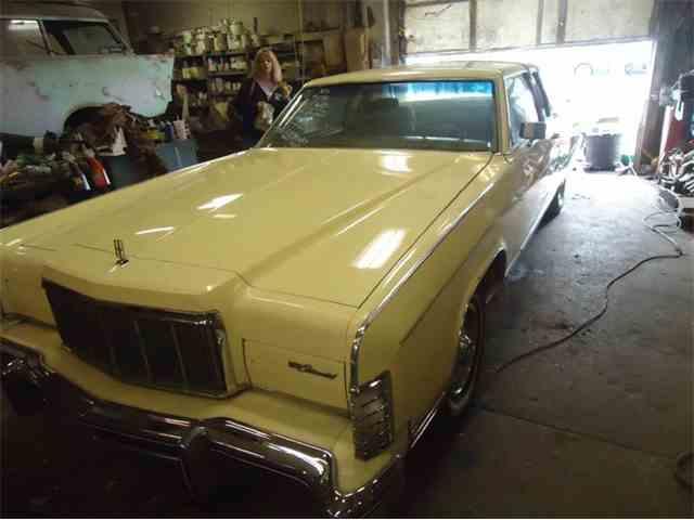 1976 Lincoln Premiere | 970630