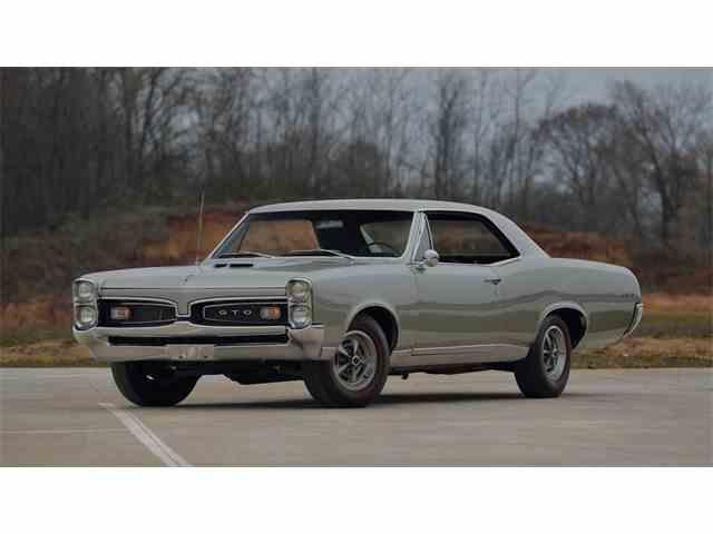 1967 Pontiac GTO | 976305